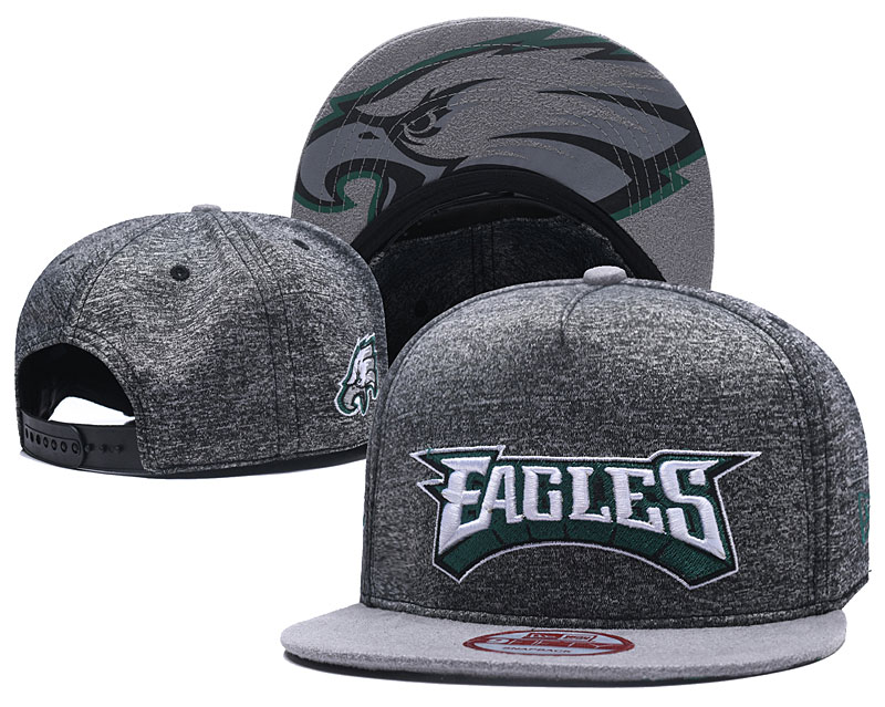 NFL Philadelphia Eagles Stitched Snapback Hats 001