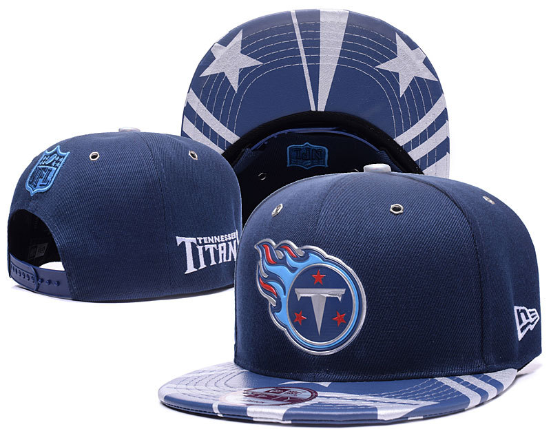 NFL Tennessee Titans Stitched Snapback Hats 001