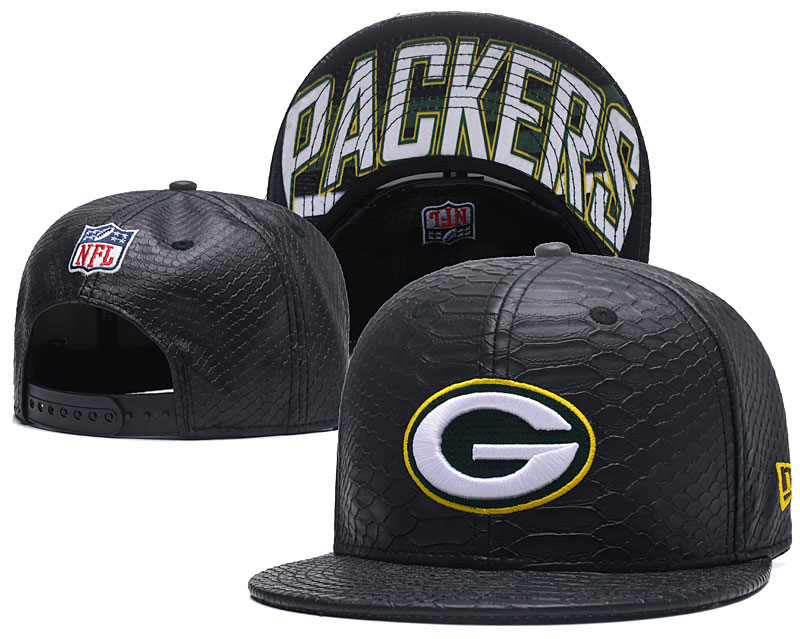 NFL Green Bay Packers Stitched Snapback Hats 001