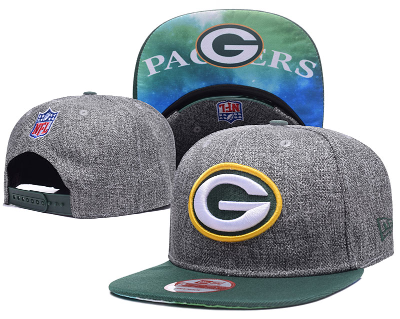 NFL Green Bay Packers Stitched Snapback Hats 010