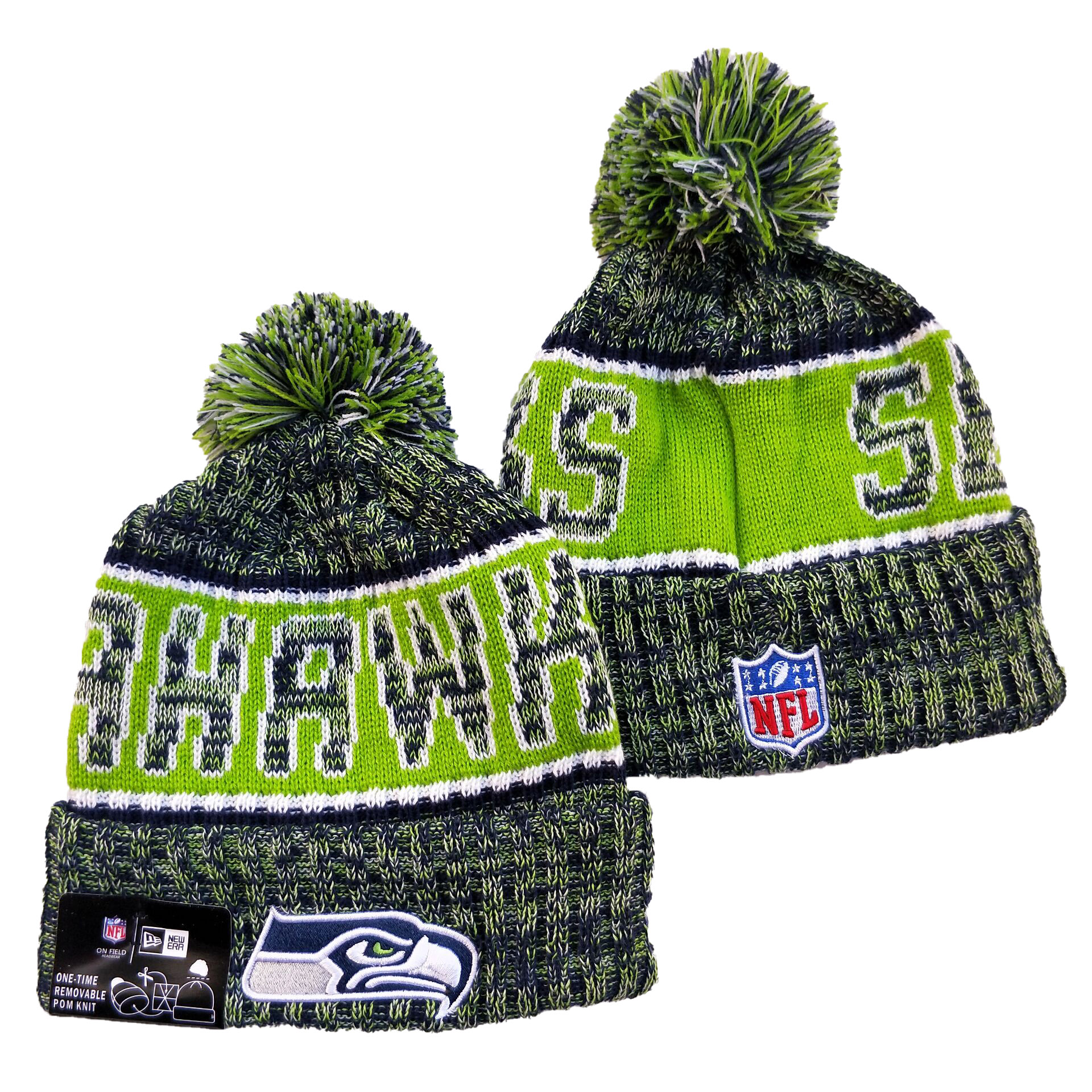 NFL Seattle Seahawks Knit Hats 046