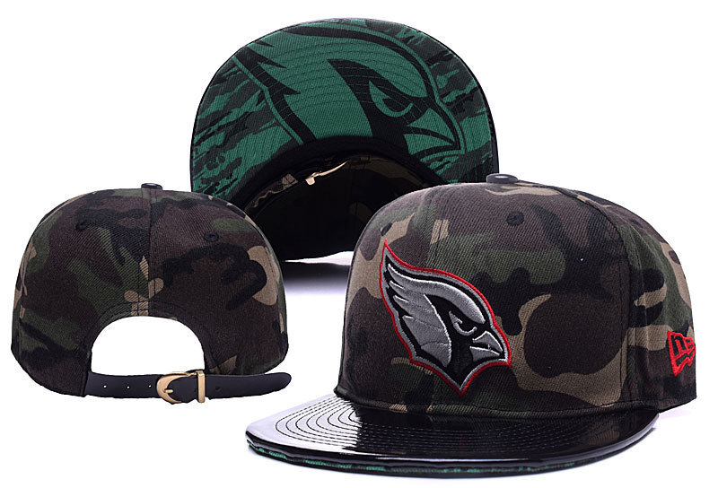 NFL Arizona Cardinals Stitched Snapback Hats 010