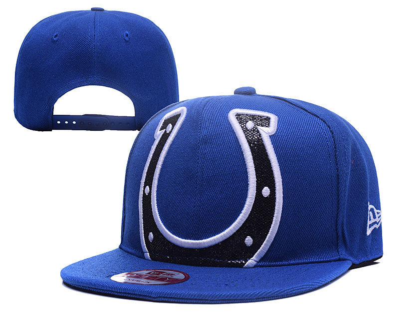 NFL Indianapolis Colts Stitched Snapback Hats 011