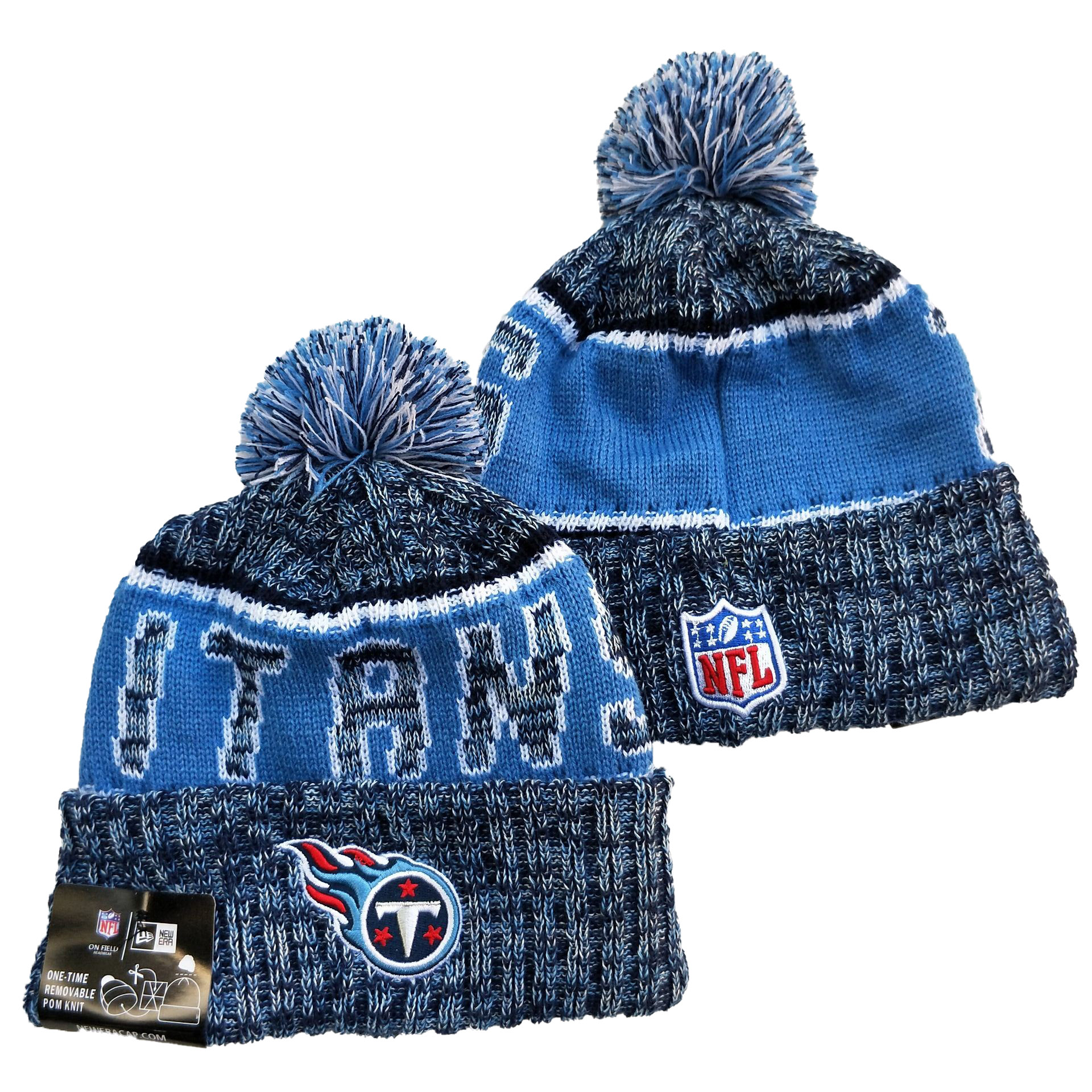NFL Tennessee Titans Knit Hats 022