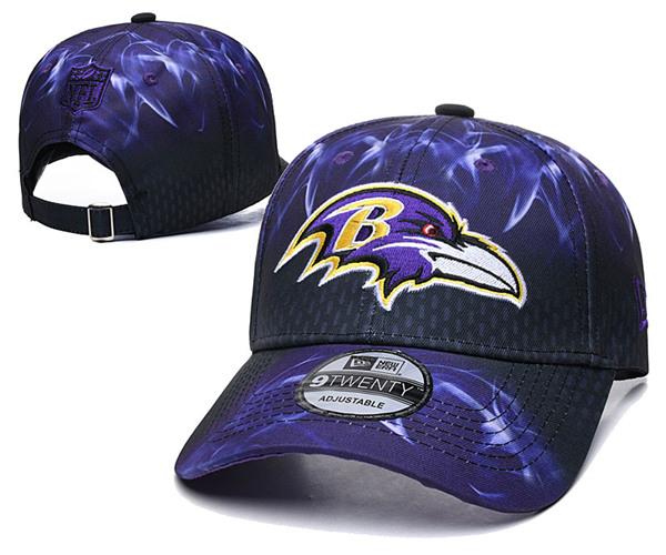 Baltimore Ravens Stitched Snapback Hats 054