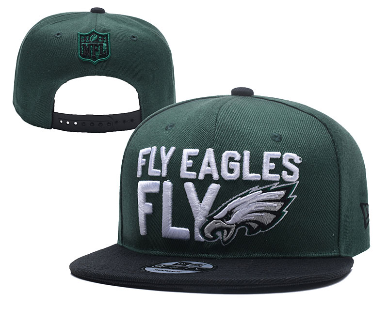NFL Philadelphia Eagles Stitched Snapback Hats 017