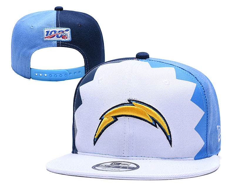 NFL Los Angeles Chargers Stitched Snapback Hats 020`