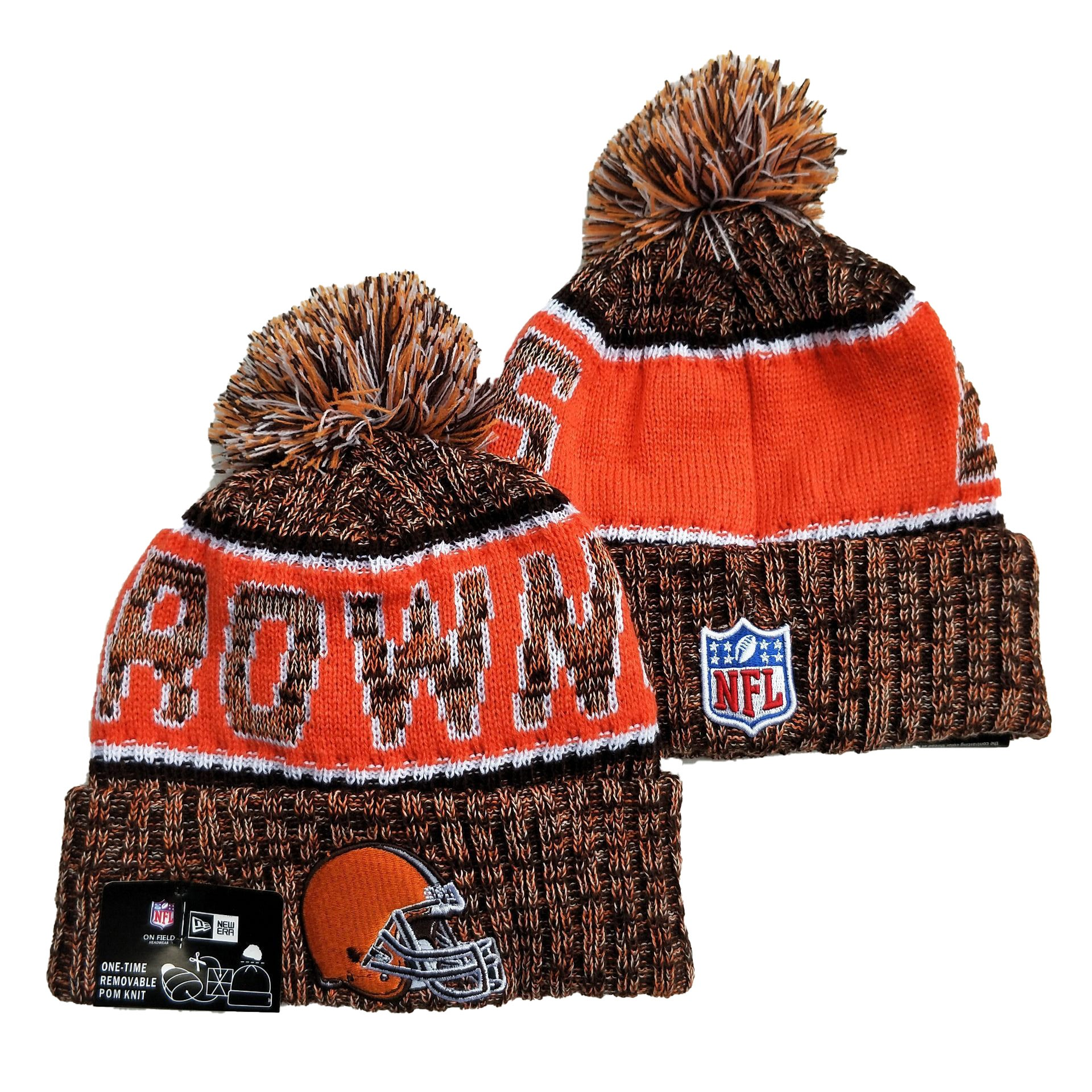 NFL Cleveland Browns Knit Hats 016