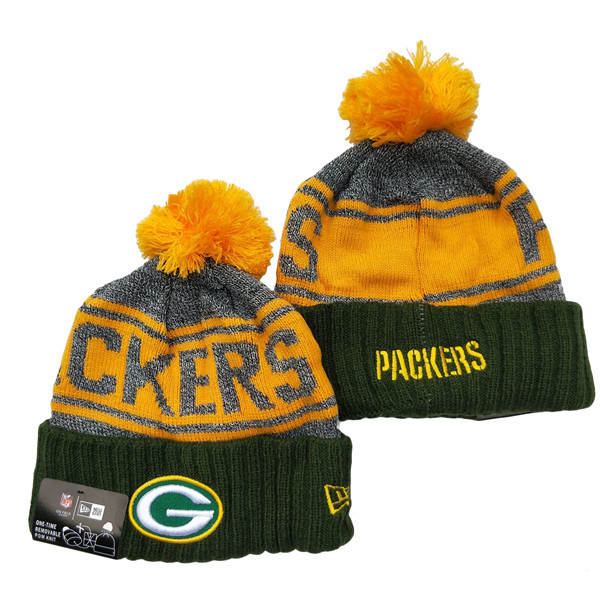 NFL Green Bay Packers Knit Hats 082