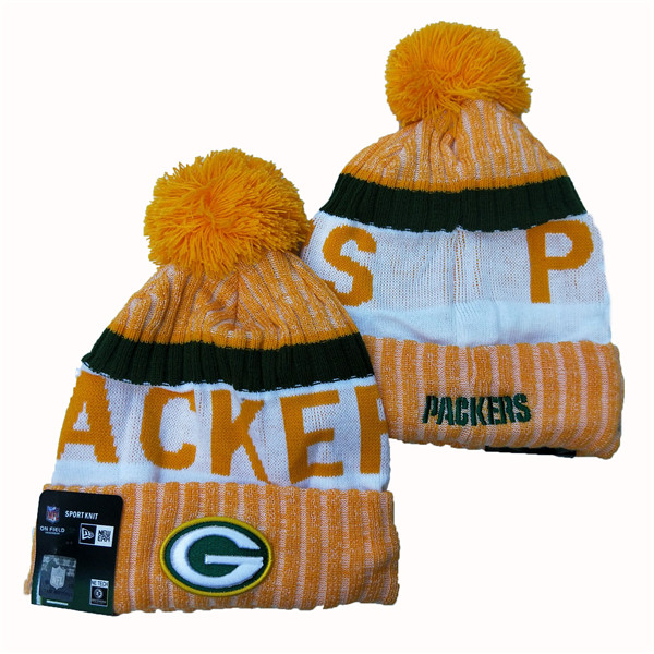 NFL Green Bay Packers Knit Hats 083