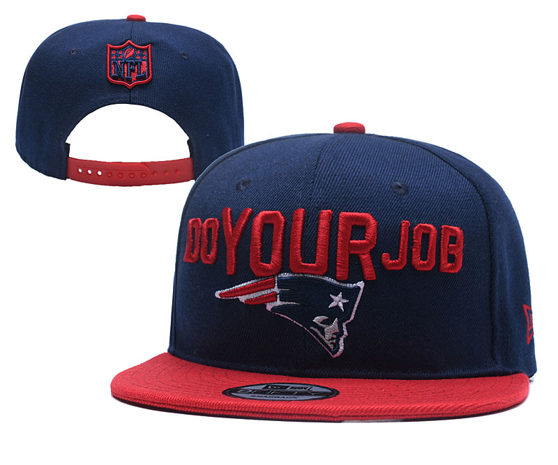 NFL New England Patriots Stitched Snapback Hats 0038