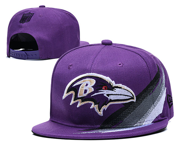 Baltimore Ravens Stitched Snapback Hats 057