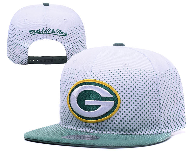 NFL Green Bay Packers Stitched Snapback Hats 015