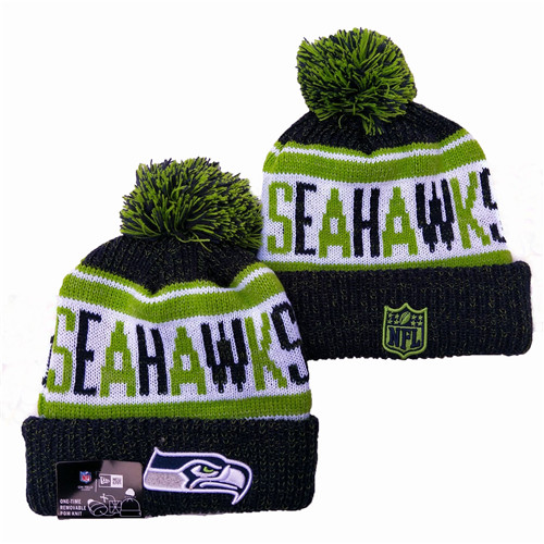 NFL Seattle Seahawks New Era 2019 Knit Hats 053