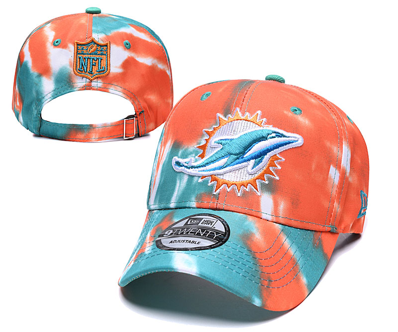 NFL Miami Dolphins Stitched Snapback Hats 028
