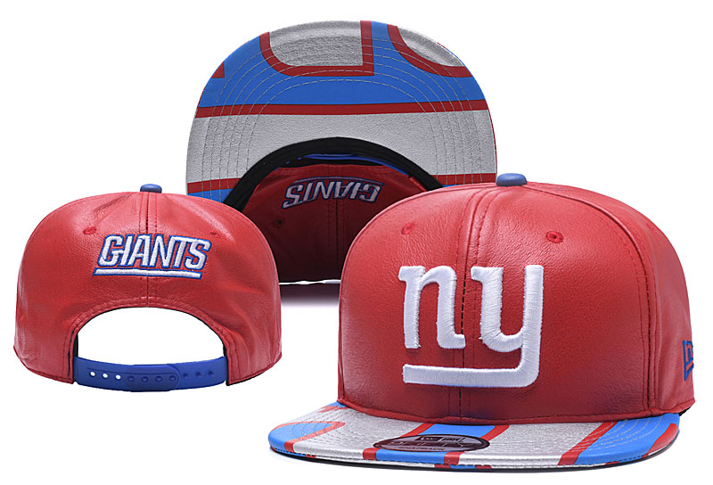 NFL New York Giants Stitched Snapback Hats 045