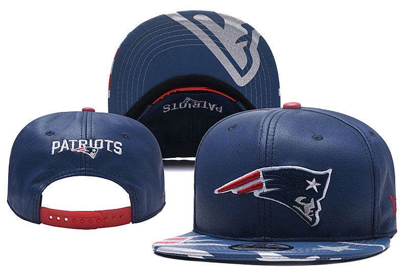 NFL New England Patriots Stitched Snapback Hats 0045