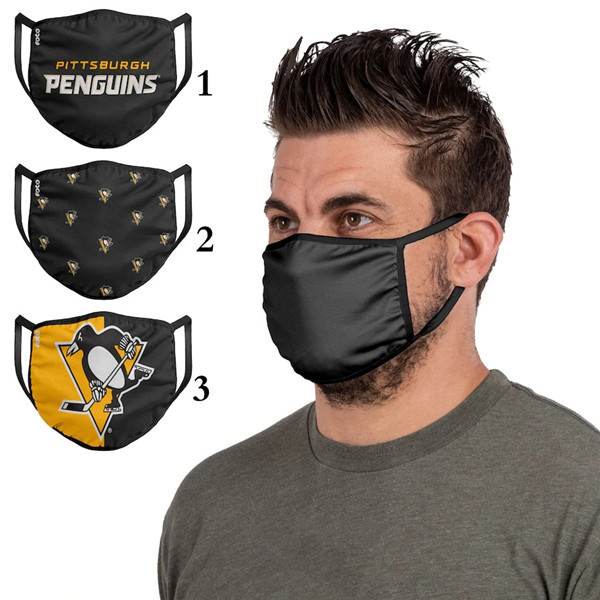 ittsburgh Penguins Sports Face Mask 001 Filter Pm2.5 (Pls Check Description For Details)