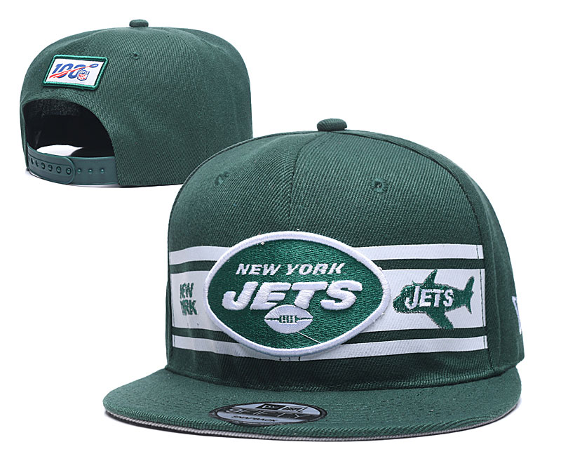 NFL New York Jets Stitched Snapback Hats 001