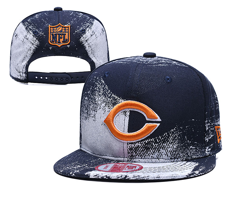 NFL Chicago Bears Stitched Snapback Hats 006