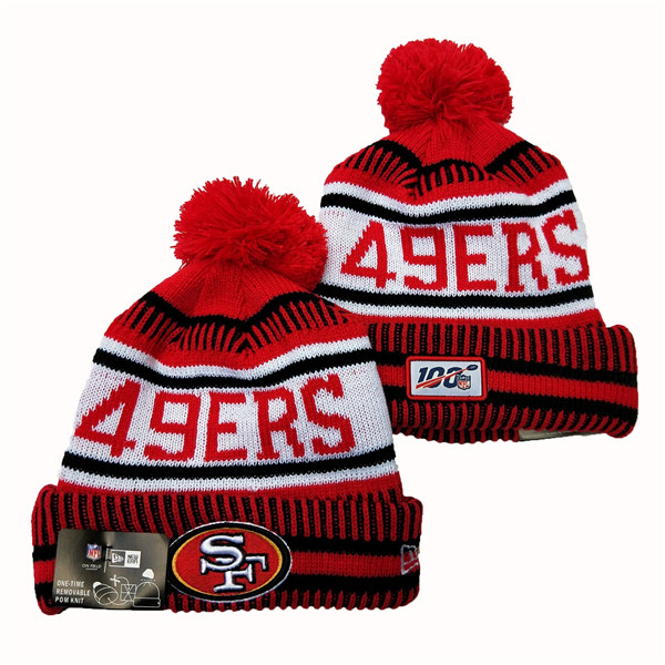 NFL San Francisco 49ers Knit Hats 084