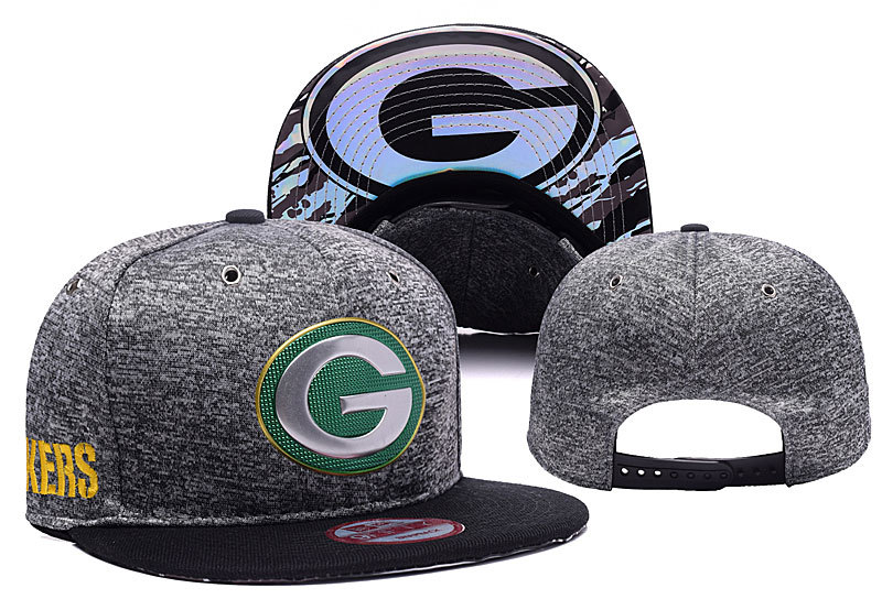 NFL Green Bay Packers Stitched Snapback Hats 016