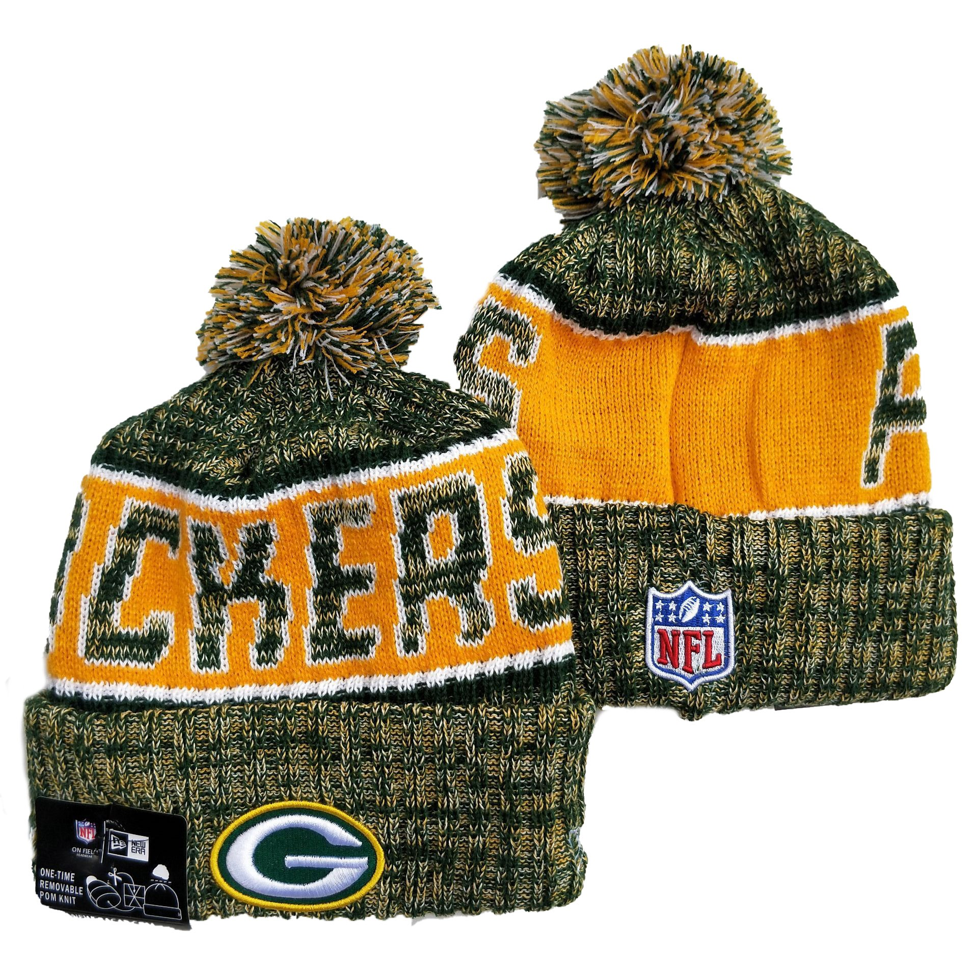 NFL Green Bay Packers Knit Hats 080