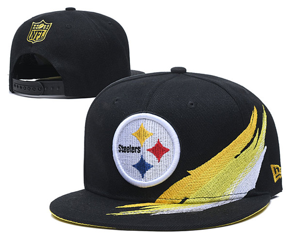 Pittsburgh Steelers Stitched Snapback Hats 058
