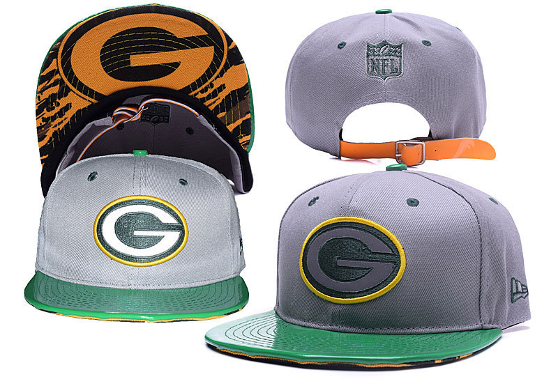 NFL Green Bay Packers Stitched Snapback Hats 017