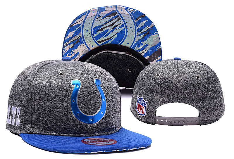 NFL Indianapolis Colts Stitched Snapback Hats 018