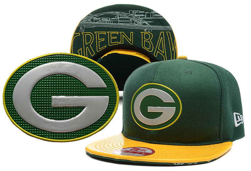 NFL Green Bay Packers Stitched Snapback Hats 019