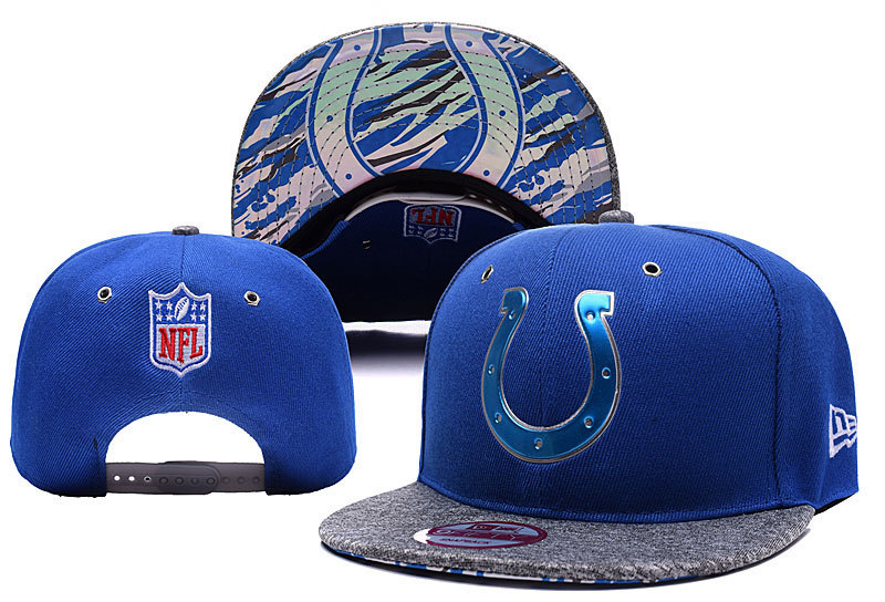 NFL Indianapolis Colts Stitched Snapback Hats 019