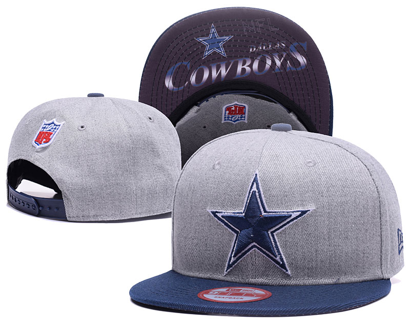 NFL Dallas Cowboys Stitched Snapback Hats 020