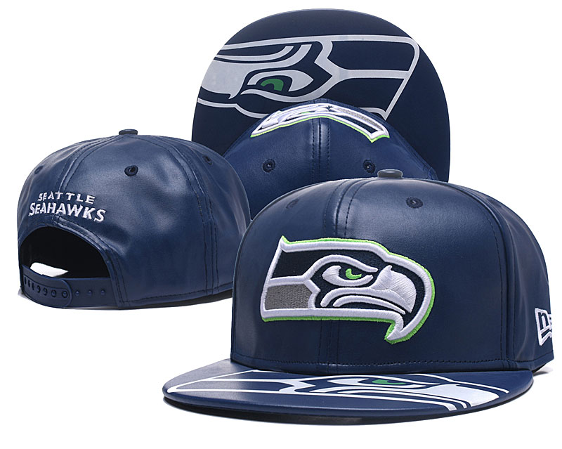 NFL Seattle Seahawks Stitched Snapback Hats 045