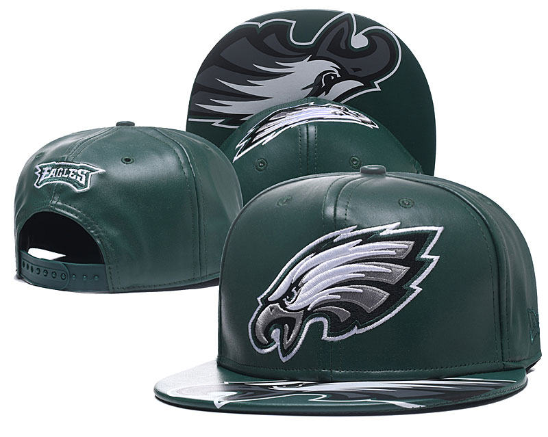 NFL Philadelphia Eagles Stitched Snapback Hats 016