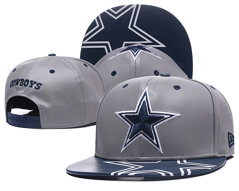NFL Dallas Cowboys Stitched Snapback Hats 046