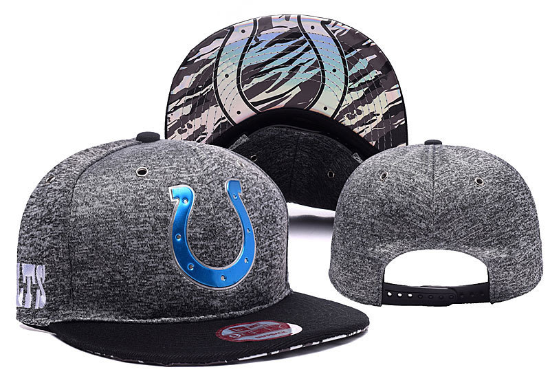 NFL Indianapolis Colts Stitched Snapback Hats 020
