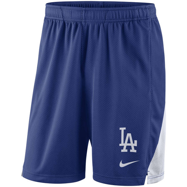 Men's Los Angeles Dodgers Royal Franchise Performance Shorts