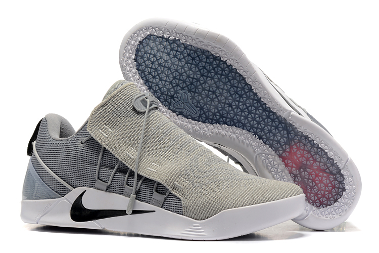 Men's Nike Kobe AD NXT Wolf Grey Shoes