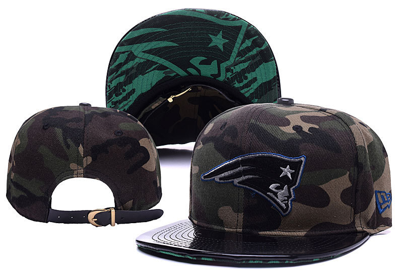 NFL New England Patriots Stitched Snapback Hats 023