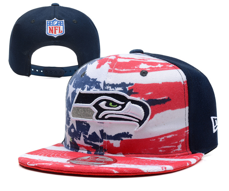 NFL Seattle Seahawks Stitched Snapback Hats 041