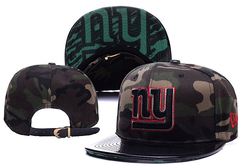 NFL New York Giants Stitched Snapback Hats 024