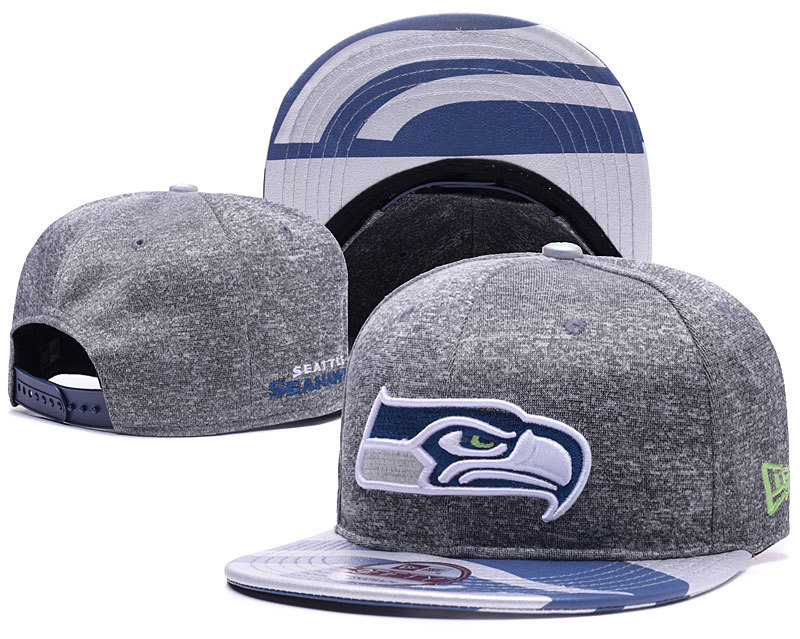 NFL Seattle Seahawks Stitched Snapback Hats 033