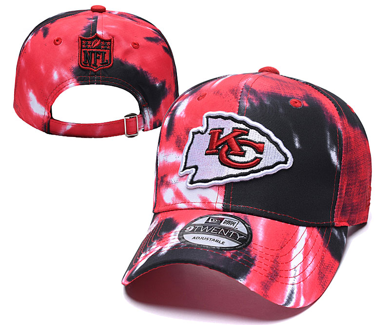 NFL Kansas City Chiefs Stitched Snapback Hats 032