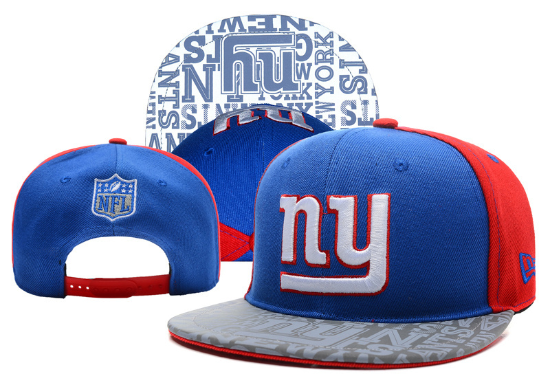 NFL New York Giants Stitched Snapback Hats 025