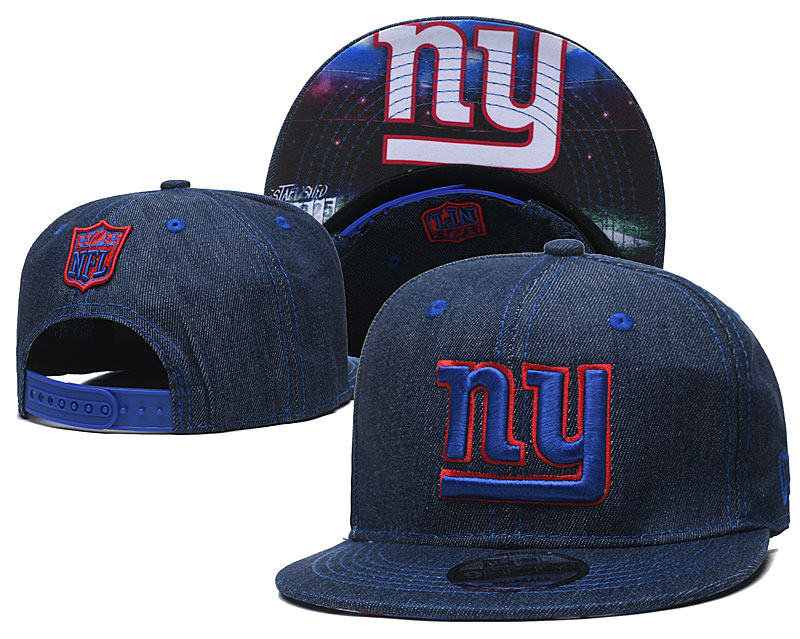 New York Giants Stitched Snapback Hats 057