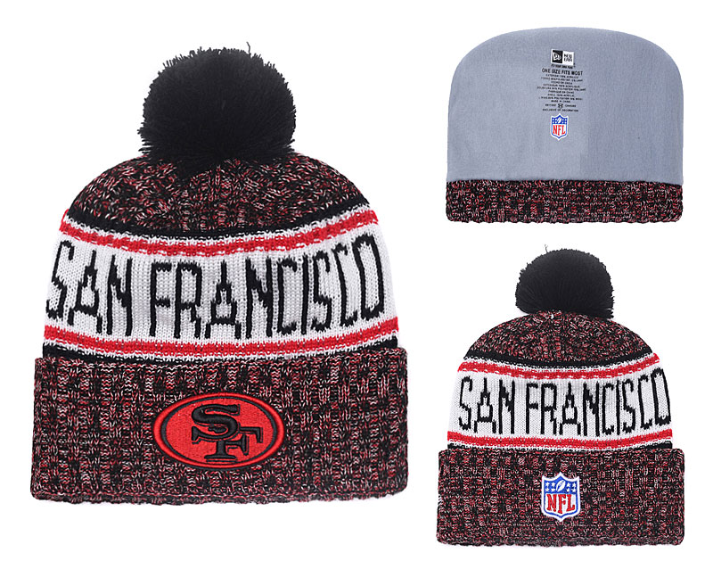 NFL San Francisco 49ers Stitched Knit hats 025