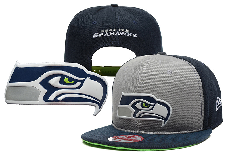 NFL Seattle Seahawks Stitched Snapback Hats 027