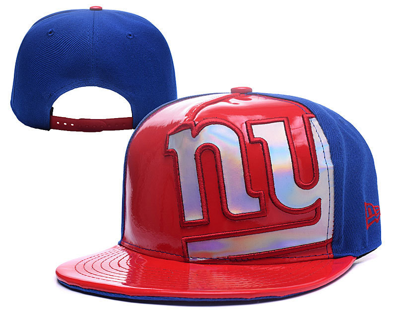 NFL New York Giants Stitched Snapback Hats 027