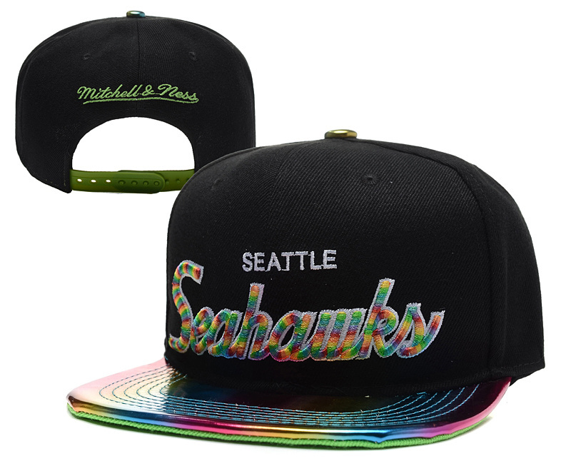 NFL Seattle Seahawks Stitched Snapback Hats 028